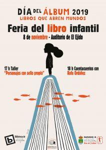 Feria del Libro Infantil @ Auditorio de El Ejido