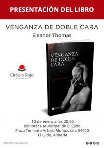 Encuentro literario. Eleanor Thomas @ Auditorio de El Ejido. Sala B.